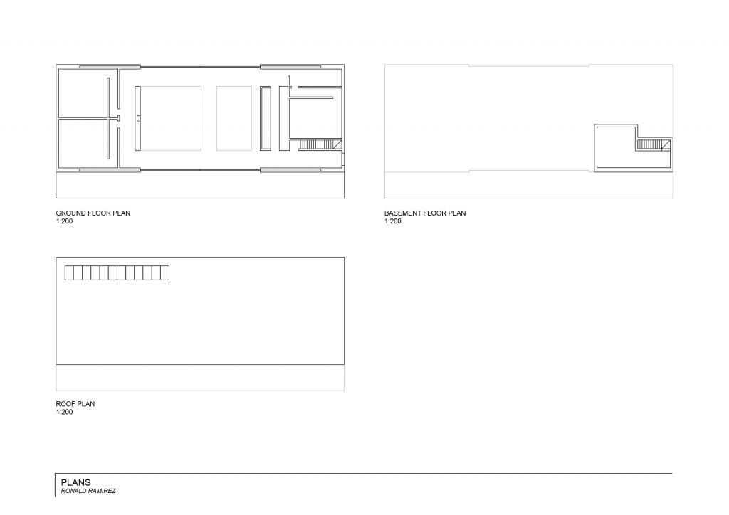 Pietra House_Plans